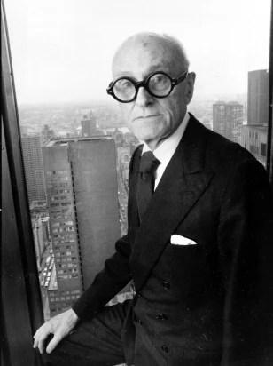 Glass Box Architect Philip Johnson Dies Us News Nbc News
