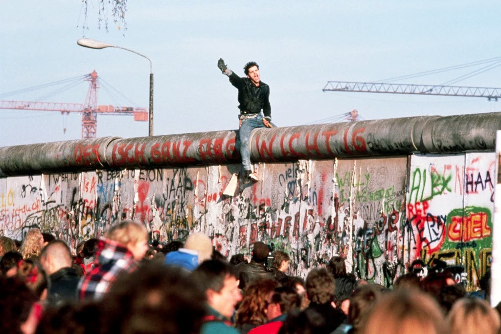 Image result for BERLIN WALL