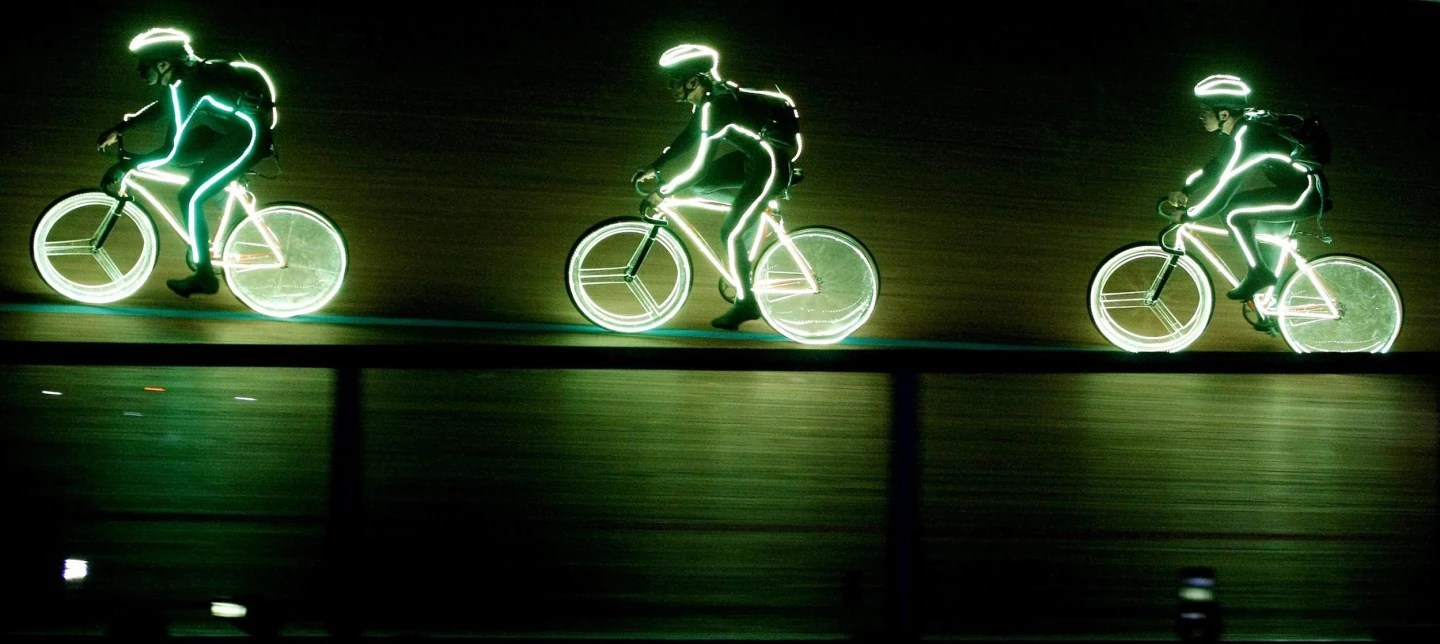Image: WORLD COMPETITION OF TRACK CYCLING IN CALI