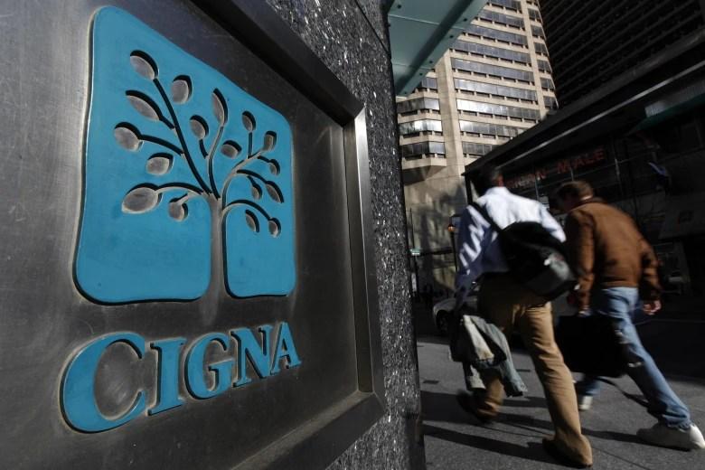 Image: Cigna Corp. in in Philadelphia