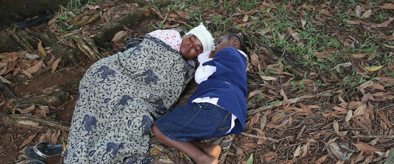 Image: Liberia Battles Spreading Ebola Epidemic
