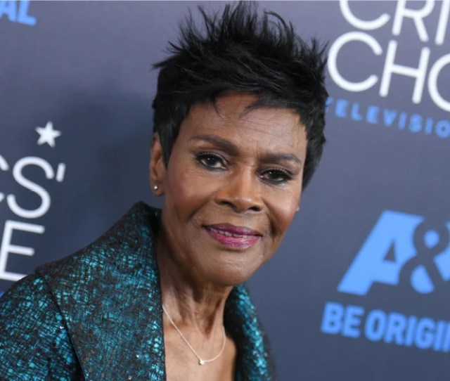 Legendary Actress Cicely Tyson To Receive Kennedy Center Honors