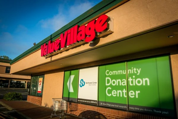Photo: A Value Village store in Kirkland, Washington.