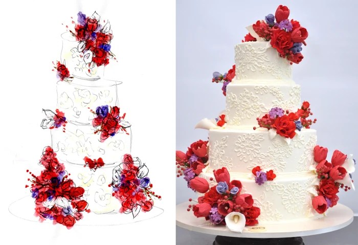 Sylvia Weinstock Cakes Prices  Designs and Ordering Process   Cakes     Sylvia Weinstock Wedding Cakes