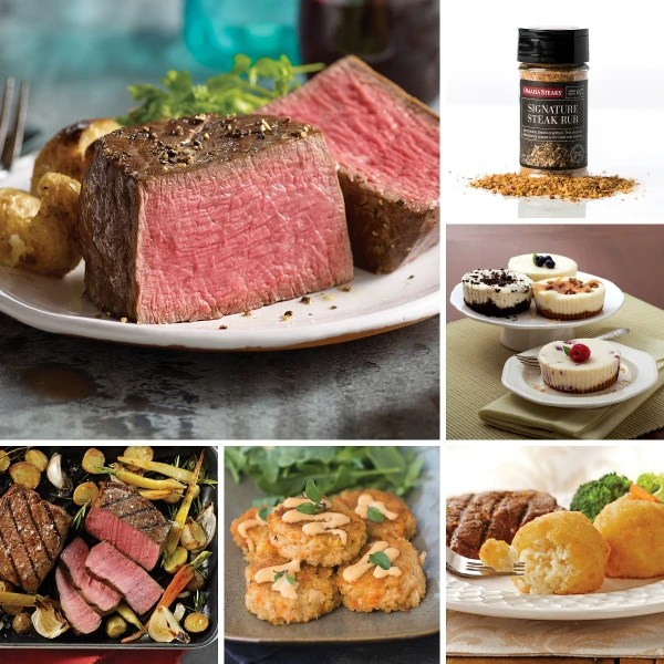 Omaha Steaks Today Show