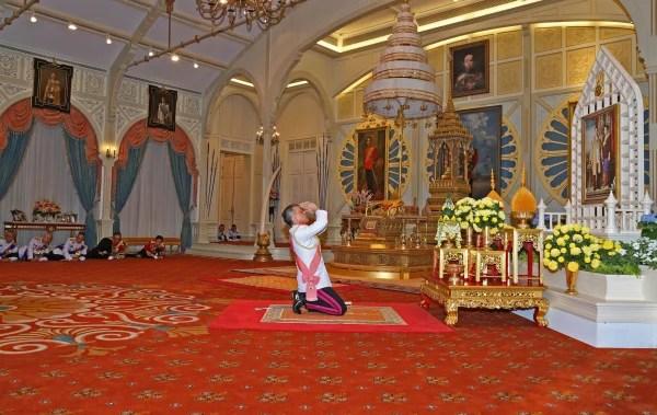 Image: Thailand's new King Maha Vajiralongkorn Bodindradebayavarangkun