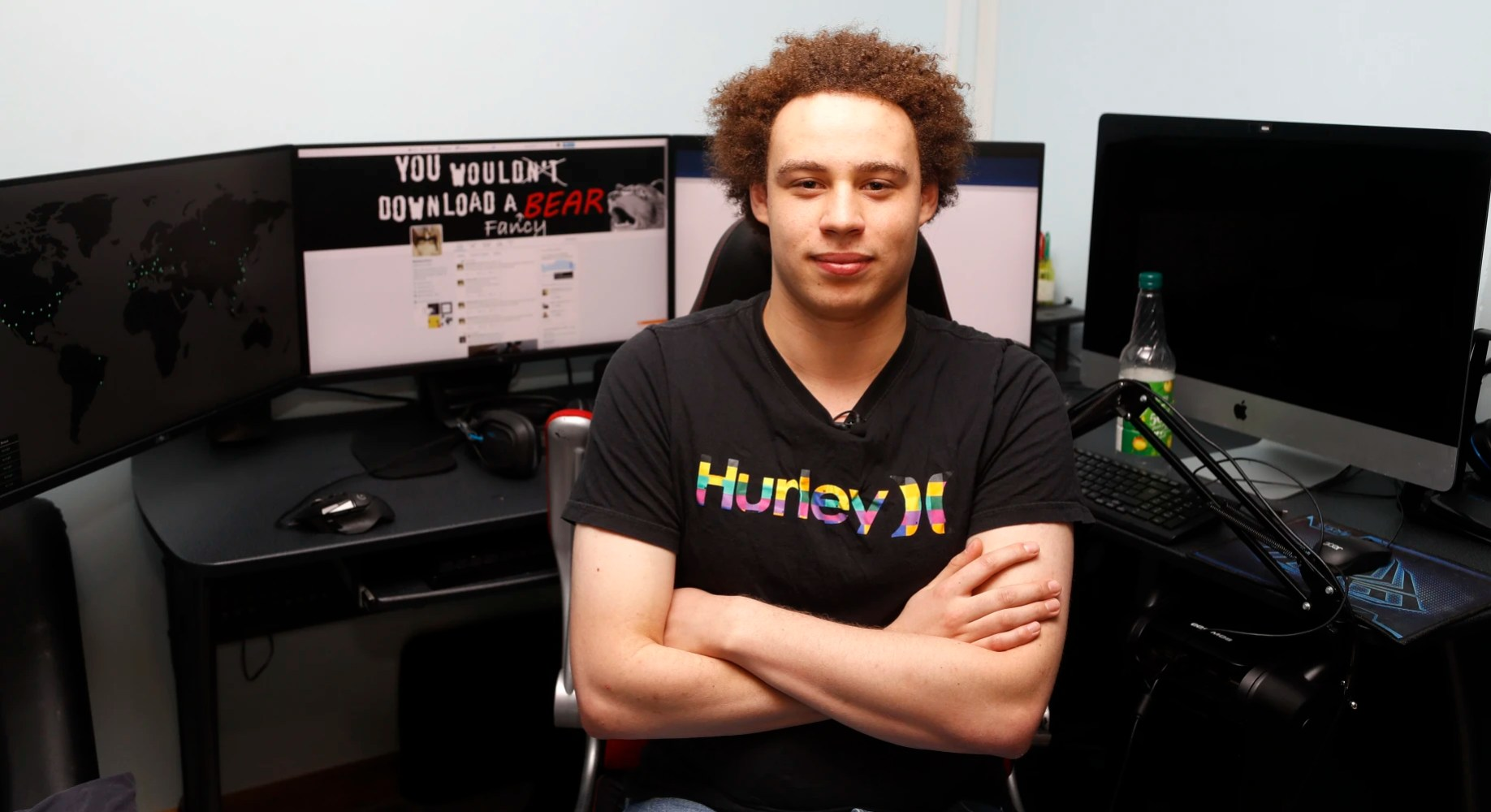 Image result for Marcus Hutchins, a 22-year-old web security researcher