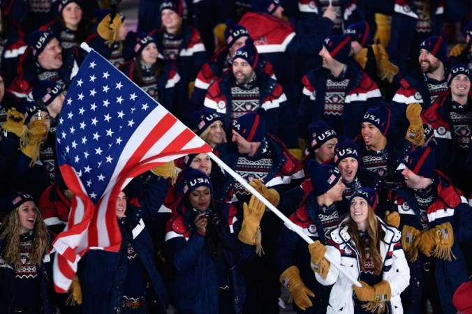 Image: Pyeongchang 2018 Winter Olympic Games