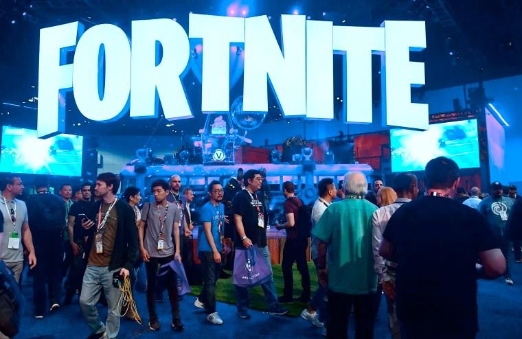 Image: US-TECHNOLOGY-ENTERTAINMENT-ECONOMY-E3