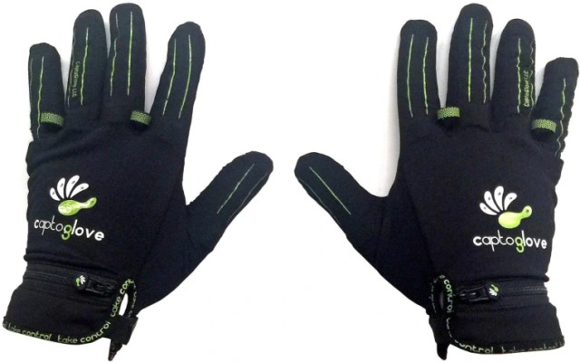 Best gaming gloves: Captoglove Wearable Gaming Hand-Machine Interface