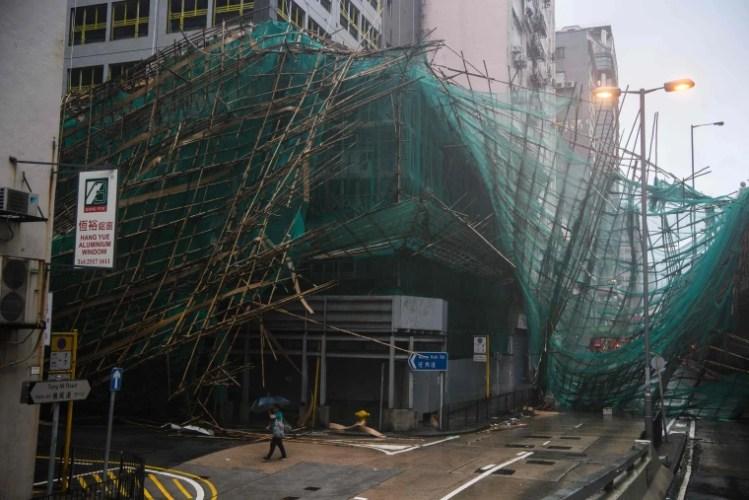 Image: Super Typhoon Mangkhut