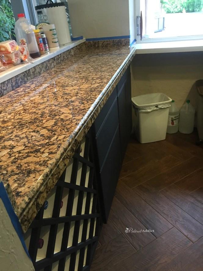 Granite Countertop Looks Like Marble