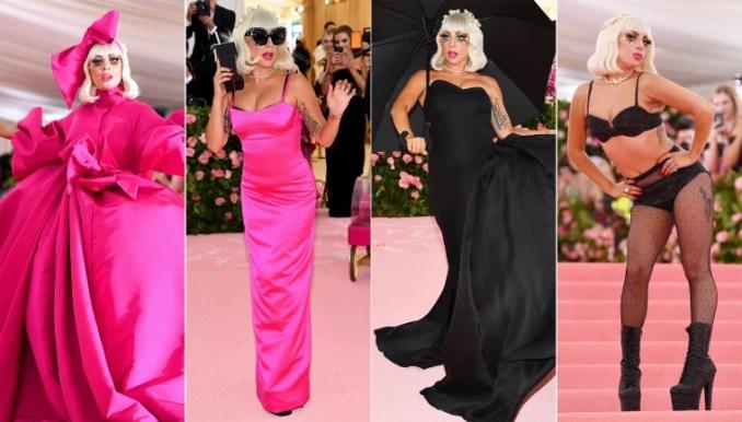Lady Gaga Met Gala 2019, Met Gala 2019, red carpet, Lady Gaga fashion