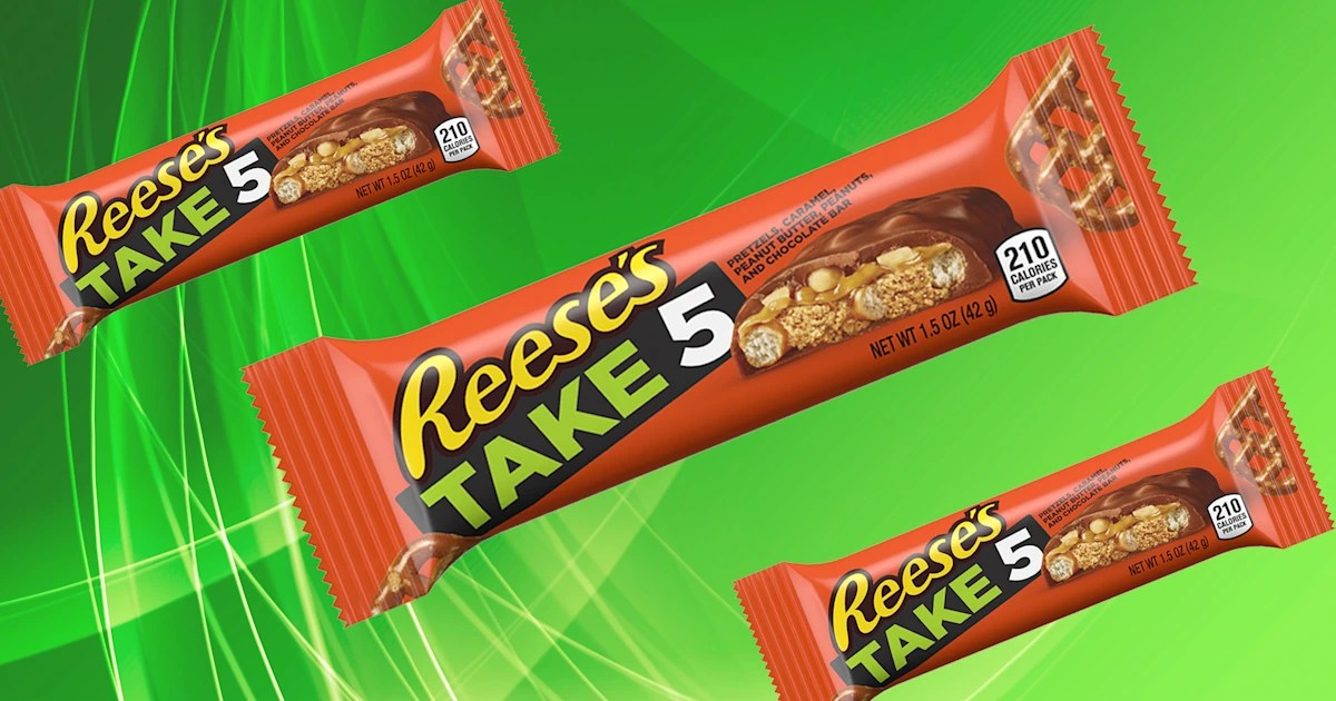 Reese S Is Rolling Out A Totally New Chocolate Bar Soon