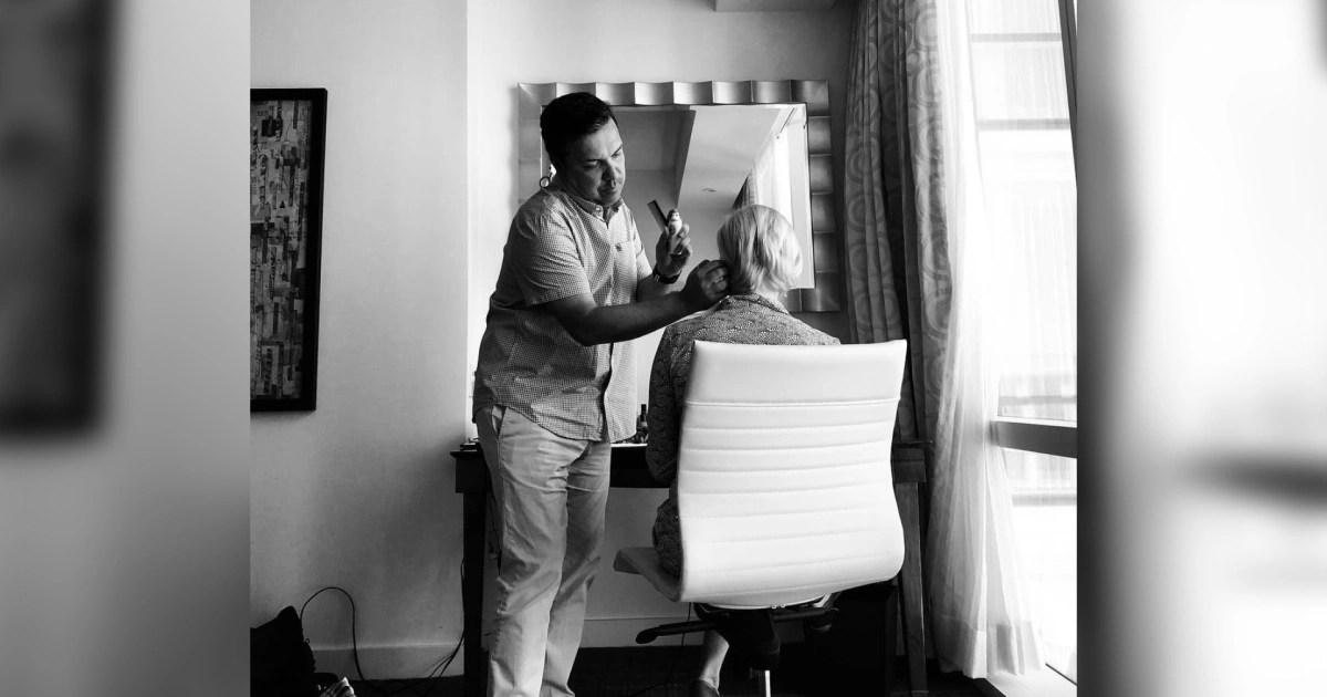 Mika Brzezinski Without Makeup