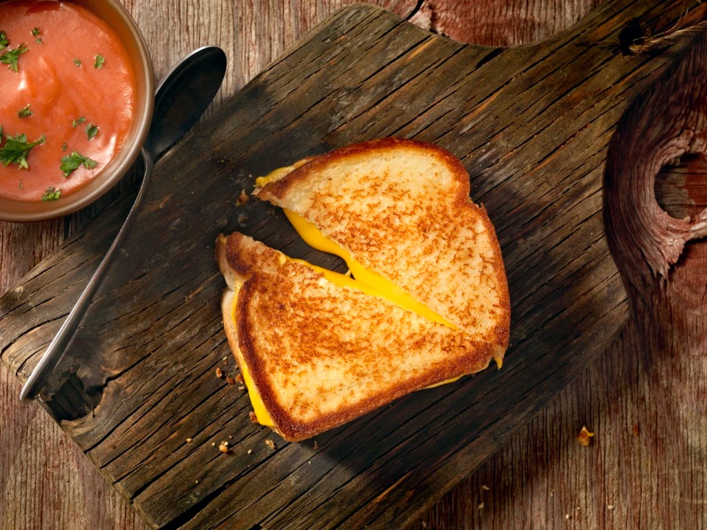 for the ultimate grilled cheese use