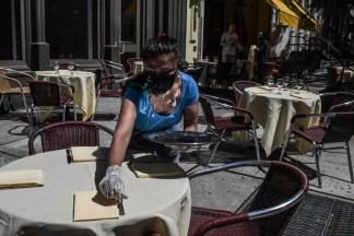 WATCH: Phase 2 of Reopening Begins in New York Following Coronavirus Lockdown