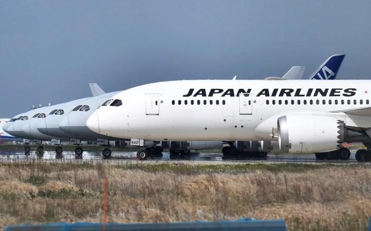 Image: FILES-JAPAN-AVIATION-GENDER-RIGHTS