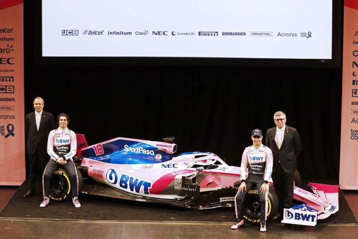 Resultado de imagem para racing point f1