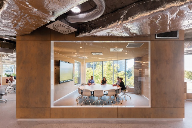 2017 Australian Interior Design Awards  Workplace Design     Frasers Property Australia Head Office by BVN