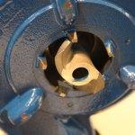 AGRO G272 inloppsöppning med skärande pumphjul