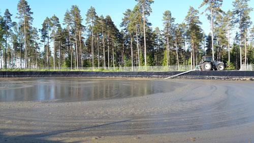 Frömansgården Lagun 12 000 kbm Traktordriven Omrörare Z6