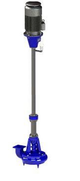DRP 4000 Gödselpump för tjock gödsel