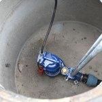 Urinpump AGRO i urinbrunn / dagvattenbrunn