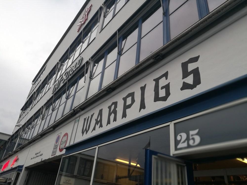 Warpigs, København, copenhagen