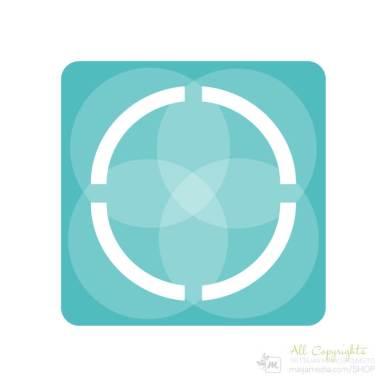 Logo: Syke - Suunnittelija Maija Luomala