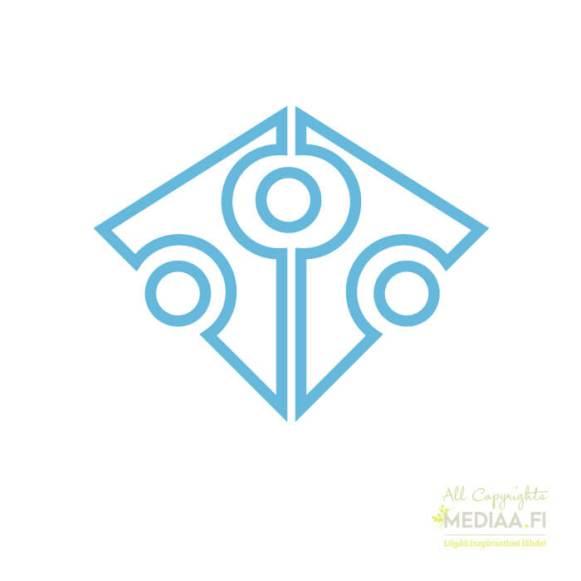 Logo: Lukko - Suunnittelija Simon Geisor