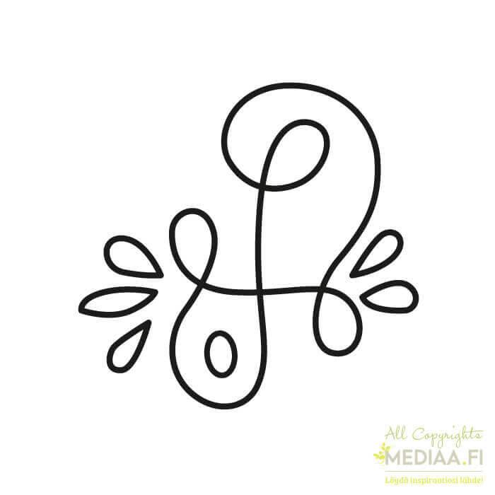 Logo: Suureellisuus - Suunnittelija Maija Luomala