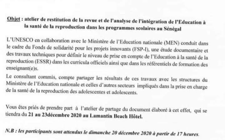 Éducation sexuelle à l'école : un document aurait nié les propos du ministre de  l'Éducation  nationale