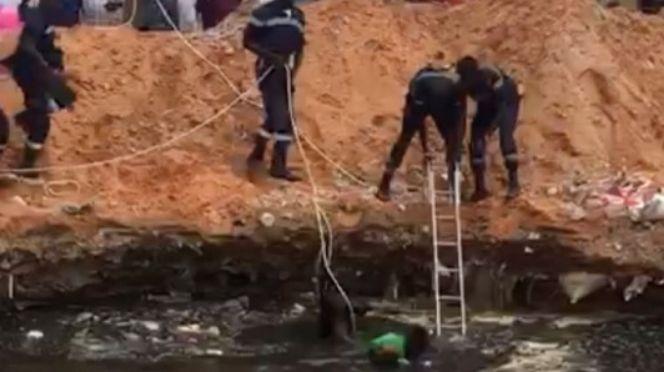 Touba : un corps sans vie repêché dans un bassin