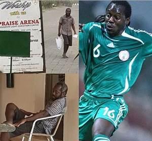 Nigeria : ruiné et fou, la descente aux enfers de Wilson Oruma, ex-joueur de l'OM