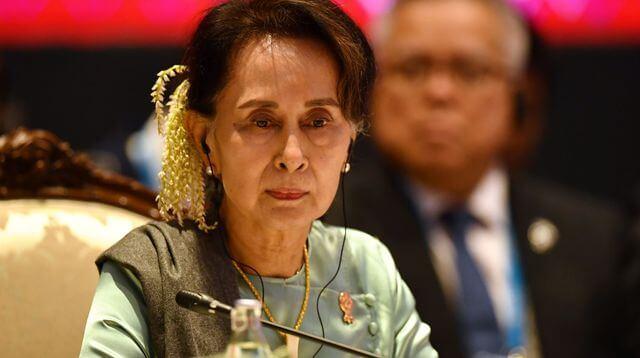 Birmanie : l'état d'urgence déclaré pour un an après l'arrestation de Aung San Suu Kyi (Armée)
