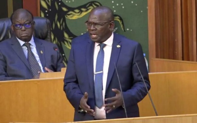 Aymérou Gningue sur l'affaire Kilifeu et Simon : «Tant qu'ils ne sont pas jugés et condamnés je pense qu'ils ne sont pas coupables»
