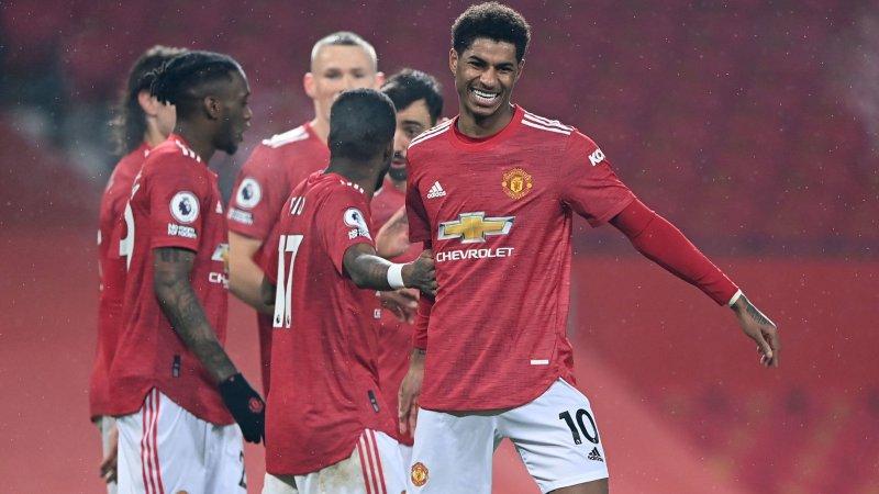Manchester United étrille Southampton