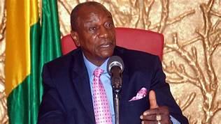 Alpha Condé :  «faire de la Guinée la deuxième puissance économique de la sous région après le Nigéria»