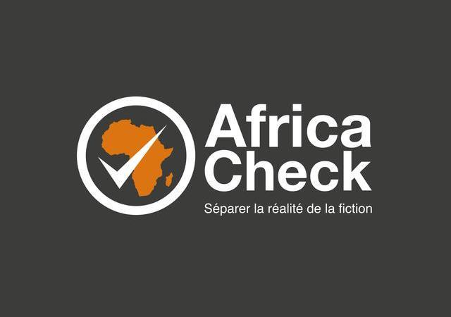 Les prix africains de fact-checking 2021 sont lancés (communiqué)