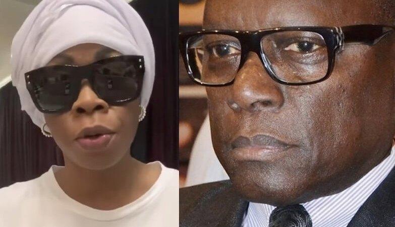 Plainte pour diffamation : Aby Ndour condamnée par le tribunal