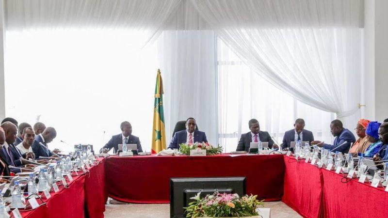 Conseil des ministres : Covid-19, budget, élections locales.. les dernières directives de Macky Sall