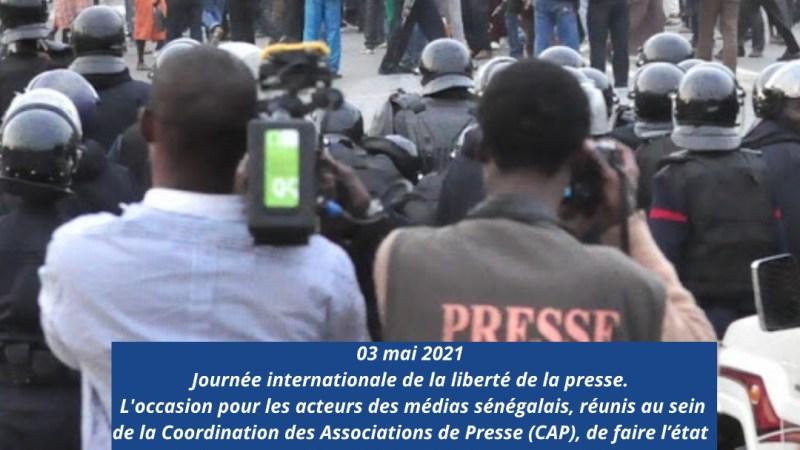 Chronique | Liberté de la Presse : une presse pressée de tout bord