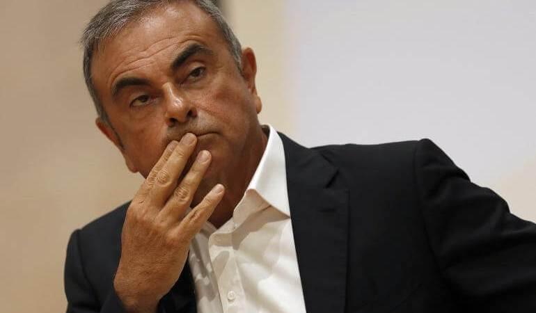 Carlos Ghosn condamné aux Pays-Bas à rembourser près de 5 millions d'euros à Nissan et Mitsubish