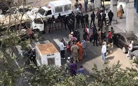 Affaire Ndingler : des affrontements entre jeunes paysans et agents de Babacar Ngom font 5 blessés dont 2 grièvement touchés