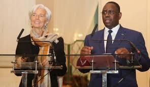 Relance de l'économie : le FMI finance à hauteur de 350 milliards le Sénégal