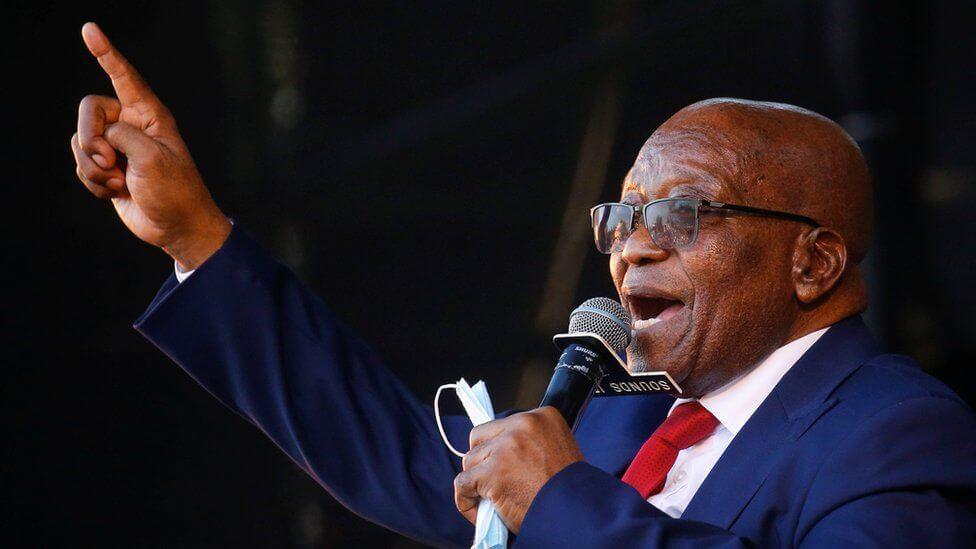 Afrique du Sud :  15 mois de prison pour pour Jacob Zouma poursuit dans plusieurs affaires de détournement et de blanchiment d'argent