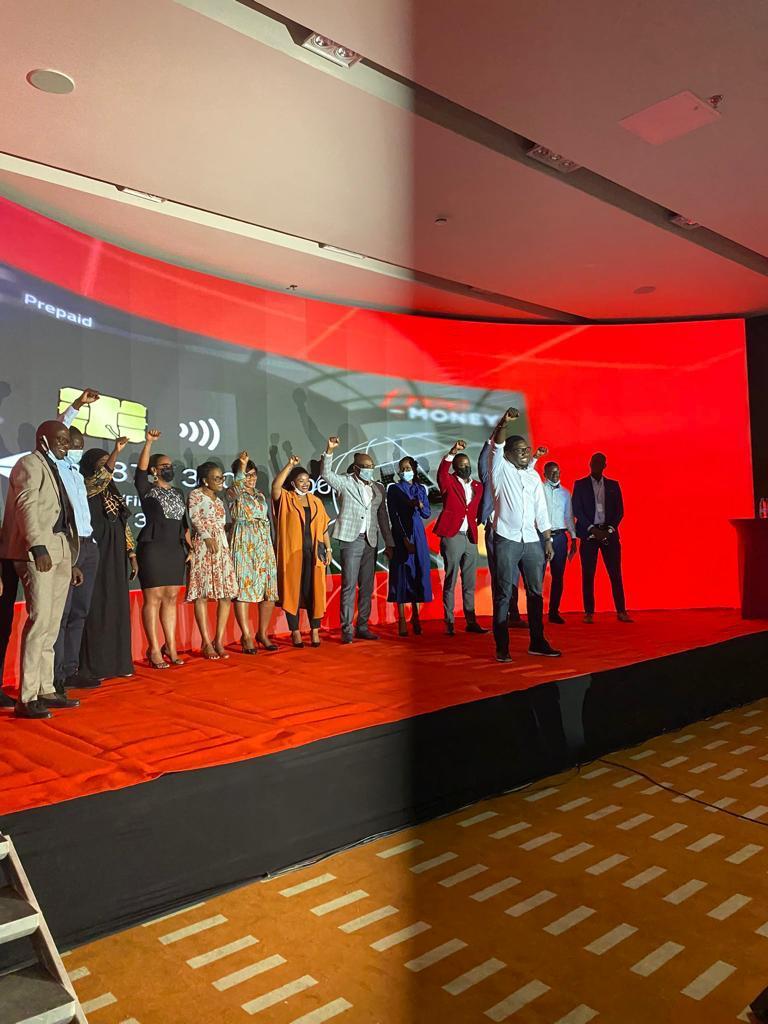 Télécommunications : Free Sénégal lance la carte free money Mastercard