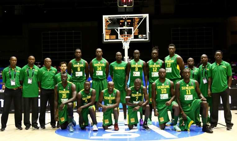 Afrobasket 2021: Boniface Ndong appelle Gorgui Sy Dieng et Tacko Fall et non George Niang