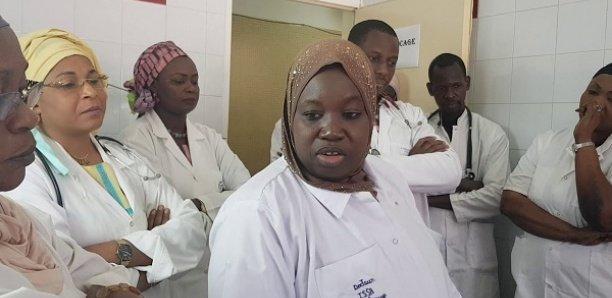 Tension à l'hôpital Albert Royer : la directrice Issa Tall Diop remet les pendules à l'heure